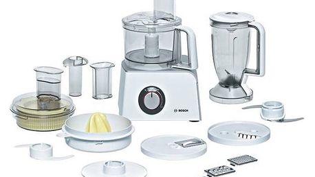 Kuchyňský robot Bosch MCM4200 stříbrný/bílý + Doprava zdarma