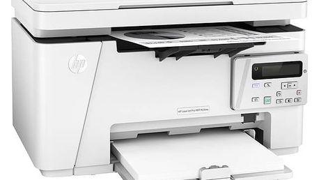 Tiskárna multifunkční HP LaserJet Pro MFP M26nw (T0L50A) bílá barva Software F-Secure SAFE 6 měsíců pro 3 zařízení (zdarma) + Doprava zdarma