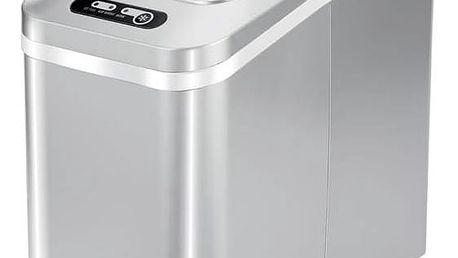 Výrobník ledu Guzzanti GZ 121 stříbrný Zmrzlinovač GUZZANTI GZ 155 (zdarma) + Doprava zdarma