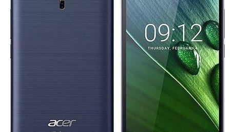 Mobilní telefon Acer Liquid Zest Plus LTE (HM.HVNEU.001) modrý Software F-Secure SAFE 6 měsíců pro 3 zařízení (zdarma) + Doprava zdarma