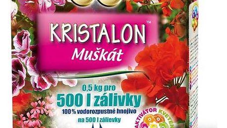 Hnojivo Agro Kristalon Muškát 0,5 kg