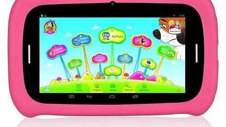 Dotykový tablet GoGEN Maxipes Fík MAXPAD7 G4P Software F-Secure SAFE 6 měsíců pro 3 zařízení (zdarma)
