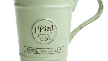 Zelený keramický džbánek T&G Woodware Pride Of Place,500ml - doprava zdarma!