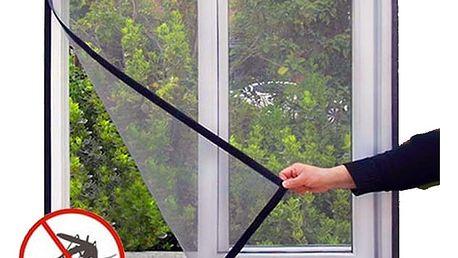 MAGNETOMESH Síťka na okno proti hmyzu