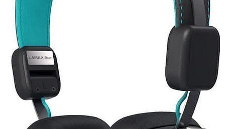 Lamax Elite E-1, černo-tyrkysová - 8594175351514
