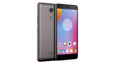 Mobilní telefon Lenovo K6 Note Dual SIM (PA570070CZ) šedý Software F-Secure SAFE 6 měsíců pro 3 zařízení (zdarma) + Doprava zdarma