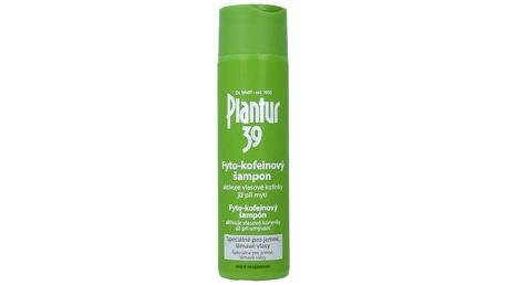 Plantur 39 Phyto-Coffein 250 ml šampon pro ženy