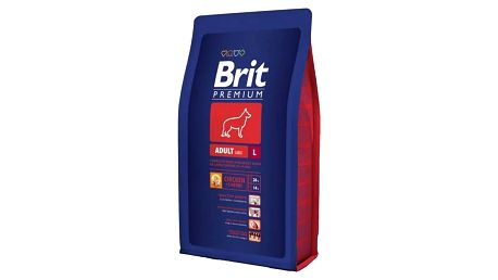 Granule Brit Premium Dog Adult L 8 kg