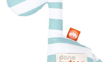 Modrá hračka Done by Deer Raffi - doprava zdarma!