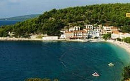 Apartmány levně Makarska, DRVENIK - Villa ELSA, vlastní doprava, sl..., Dalmácie - Splitská oblast, Chorvatsko, vlastní doprava, bez stravy