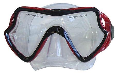 BROTHER Brýle potápěčské silikonové univerzální