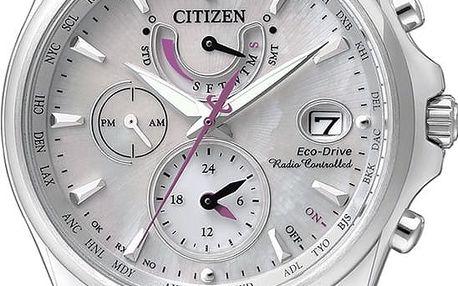 Citizen Ladies Radio Controlled FC0010-55D + pojištění hodinek, doprava ZDARMA, záruka 5 let
