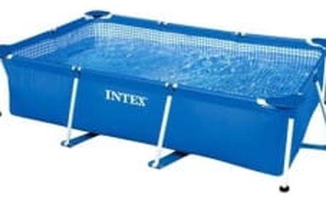INTEX 28271 Rectangular Frame Pool 2,6 x 1,6 x 0,65 m bazén s konstrukcí