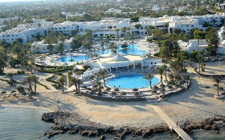 Tunisko - Djerba na 8 až 12 dní, all inclusive s dopravou letecky z Prahy nebo Brna