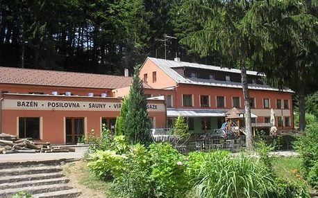Morava, Bílé Karpaty: 3-5 dní pro dva s polopenzí a neomezeným wellness