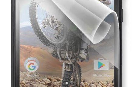 Screenshield fólie na displej pro EVOLVEO StrongPhone G4 - EVO-STPG4-D