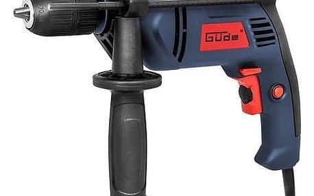 Příklepová vrtačka Güde SBM 710 E
