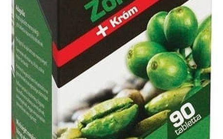 Ocso Zelená káva s chromem 90 tbl