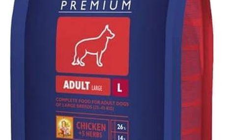 Granule Brit Premium Dog Adult L 8 kg