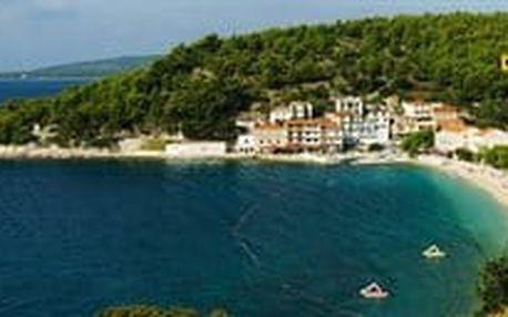 Chorvatsko levně Makarská riviera Drvenik Penzion - Apartmány AK..., Dalmácie - Splitská oblast, Chorvatsko, autobusem, bez stravy