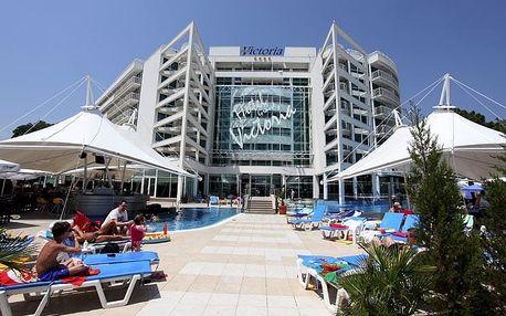 Bulharsko - Slunečné Pobřeží na 8 dní, all inclusive s dopravou letecky z Košic