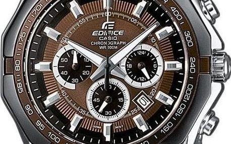 Casio EF 540D-5A + pojištění hodinek, doprava ZDARMA, záruka 3 roky