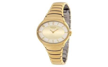 Boccia Titanium 3165-21 + pojištění hodinek, doprava ZDARMA, záruka 3 roky