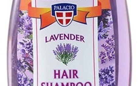 PALACIO šampon na vlasy - levandulový 250 ml