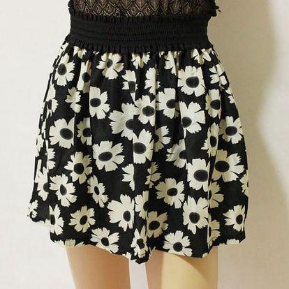 Krátká dámská sukně - varianta 25