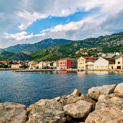 Chorvatsko s all inclusive a vlastní dopravou