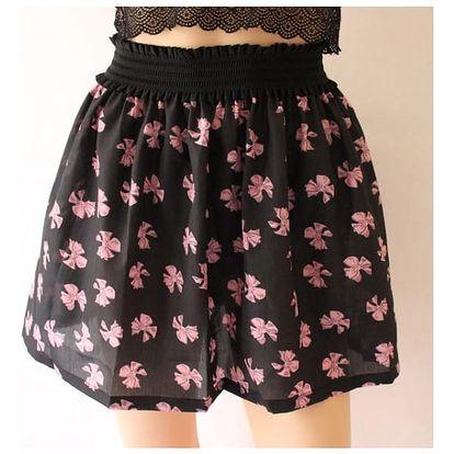 Krátká dámská sukně - varianta 23