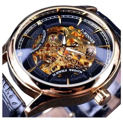 Vysoce módní hodinky v luxusním provedení - různé barvy