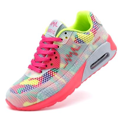 Dámské botasky na sport i běžné nošení - 13 barev