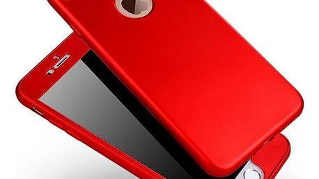 Oboustranný kryt pro iPhone 7 plus - 5 barev