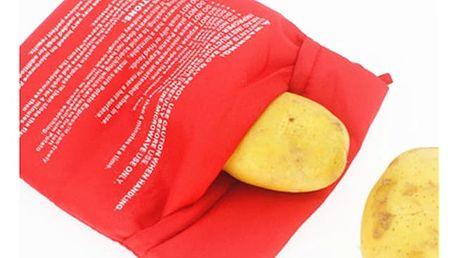 Superrychlý vařič brambor v mikrovlnné troubě