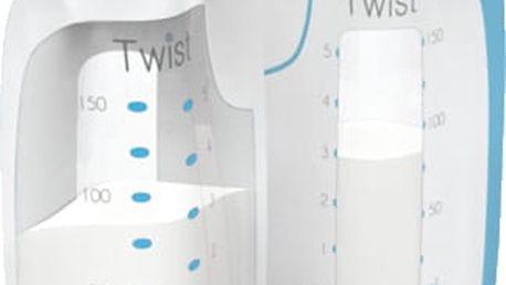 KIINDE Twist – Váčky na mateřské mléko 40ks 6pr