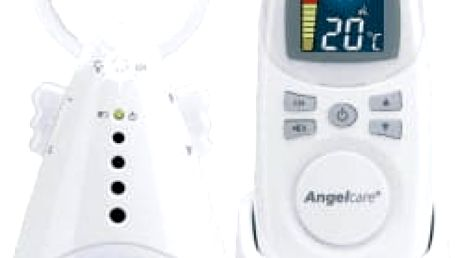 ANGELCARE AC420 Monitor zvuků – chůvička jednosměrná