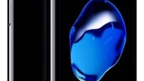 Mobilní telefon Apple Plus 128 GB - Jet Black (MN4V2CN/A)