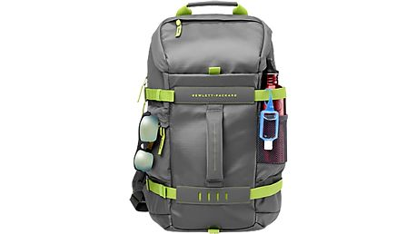 "HP Odyssey Backpack pro 15.6"", šedá - L8J89AA#ABB"