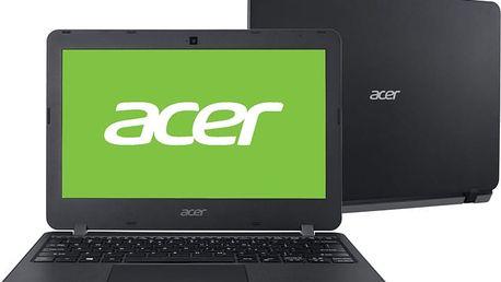 Acer TravelMate B (TMB117-M-C4GF), černá - NX.VCGEC.004