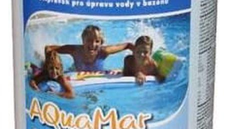 Bazénové chemie Marimex AQuaMar Chlor Triplex 1,6 kg + Doprava zdarma
