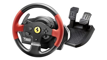 Thrustmaster T150 Ferrari Edition (PC, PS3, PS4) - 4160630