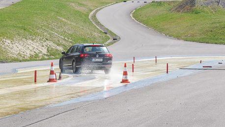 Škola bezpečné jízdy ve Středočeském kraji