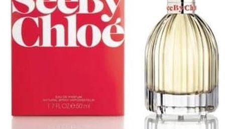 Chloé See by Chloé parfémovaná voda s rozprašovačem 75 ml