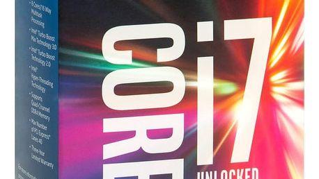 Intel Core i7-6800K - BX80671I76800K + Kupon na PC hru Halo Wars 2 v ceně 1449,-Kč platný od 21.2 do 31.7.2017 + COOLER SilentiumPC Grandis 2 XE1436, chladič CPU