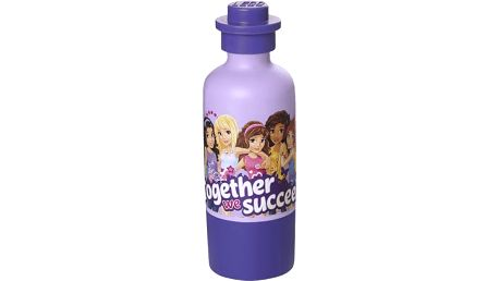 LEGO® Friends láhev na pití, levandulová