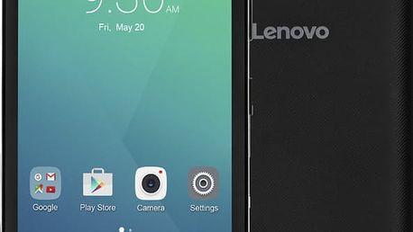 Lenovo A Plus - 8GB, Dual Sim, černá - PA4S0013CZ