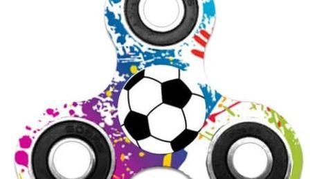 Fidget spinner s fotbalovým motivem - 6 variant
