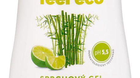 Feel Eco sprchový gel Limetka & Bambus