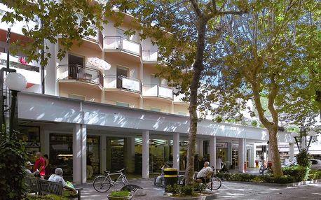 8–10denní Itálie Bibione | Residence Furlan*** | Písečná pláž 250 m od ubytování | Autobusem nebo vlastní doprava